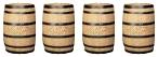 4 kegs