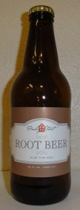 Parley Street Root Beer Bottle