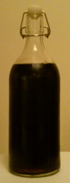 Growler of Sonoran Root Beer