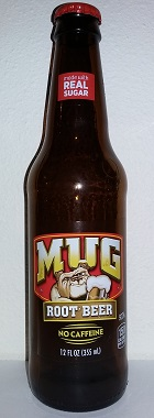 Mug Root Beer Bottle