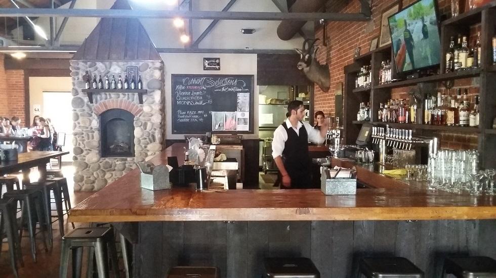 Brasserie Saint James Bar