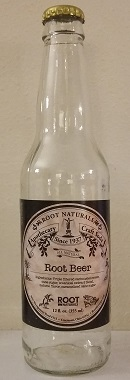 Root Naturals Apothecary Craft Soda Root Beer Bottle