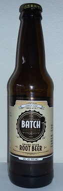 Batch Brown Sugar Root Beer Bottle