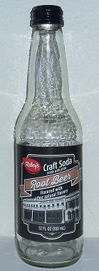 Raley's Root Beer Bottle