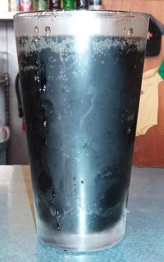 Pint of Rockets Root Beer