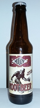 Big Muddy Root Beer Bottle