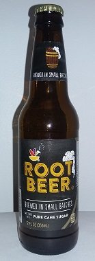 Foodhold Root Beer Bottle