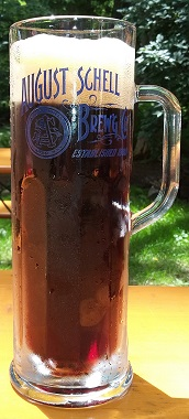 A frosty mug of 1919 root beer