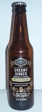 Private Selection Creamy Ginger Root Beer Bottle