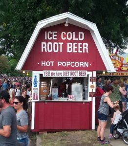 The Red Barn Root Beer