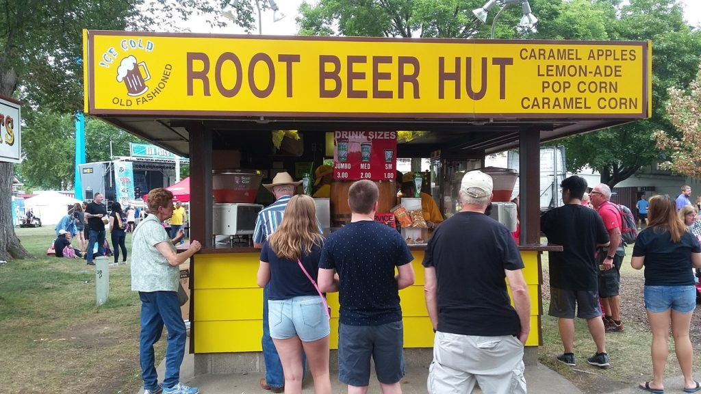 The Root Beer Hut