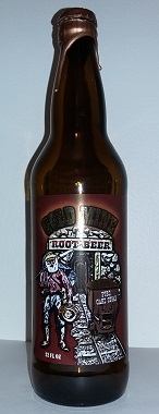 Gold Mine Root Beer Bottle