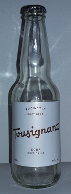 Tousignant Root Beer Bottle