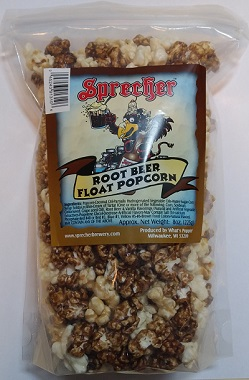 Sprecher Root Beer Float Popcorn