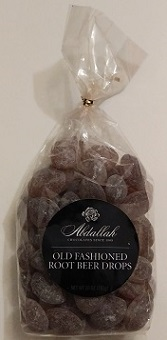Abdallah Old Fashioned Root Beer Drops