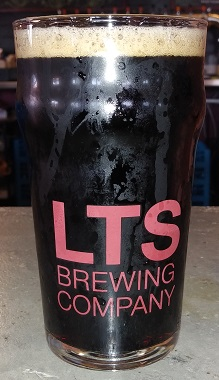 A pint of LTS Brewing Company Root Beer