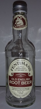 Fentiman's Old English Root Beer Bottle