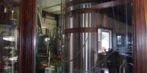 The LTS brew vats