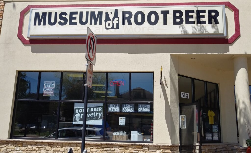 The Museum of Root Beer